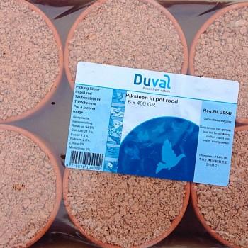 Duval Pickpot rosu (6x400g)
