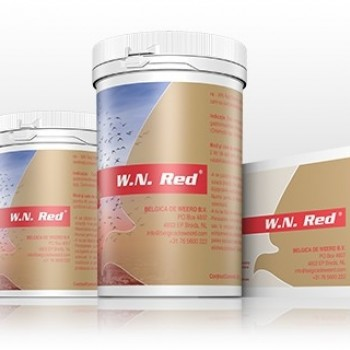 W.N. RED (plic 5g)
