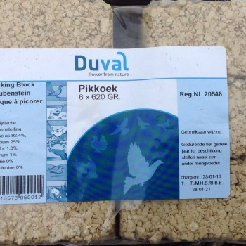 Pickstein (6x620g)