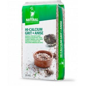 Hi-Calcium Grit+Anis (20kg)