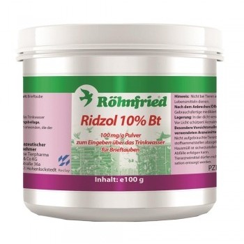 Ridzol 10% BT (100g)